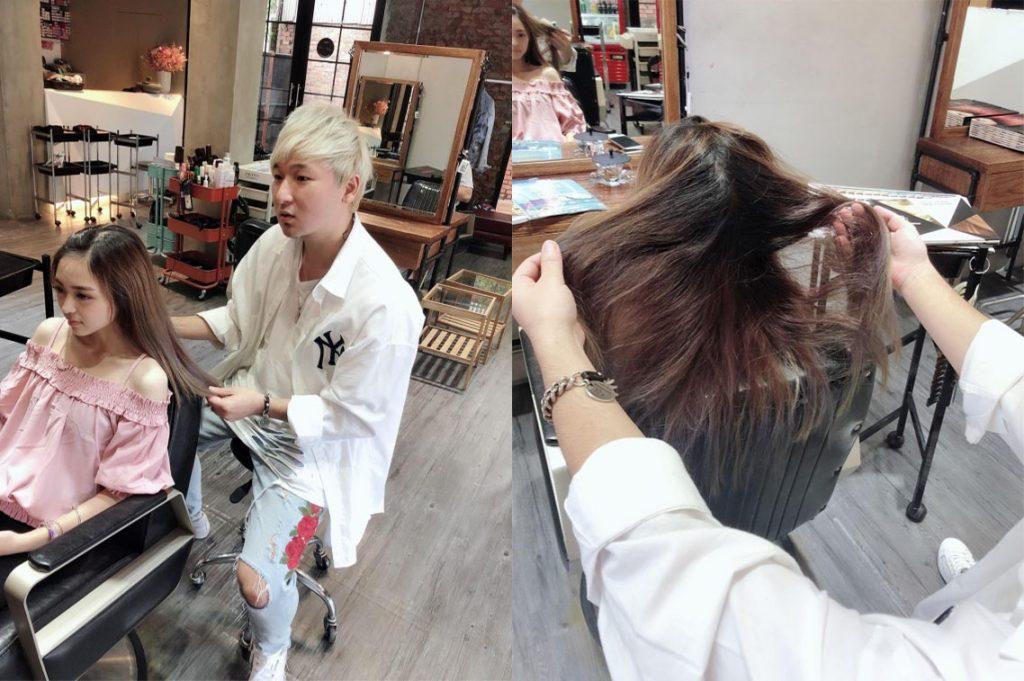 特殊色推薦、染髮推薦、淺色漂髮